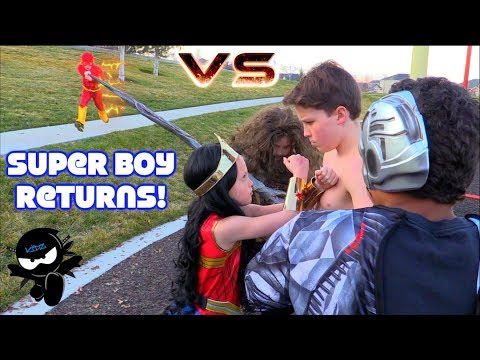 Superman Returns | Ninja Kidz TV