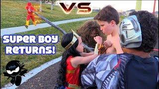 Superman Returns | Ninja Kidz TV thumbnail