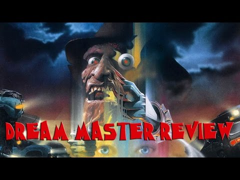 A Nightmare on Elm Street 4: The Dream Master - Horror Review