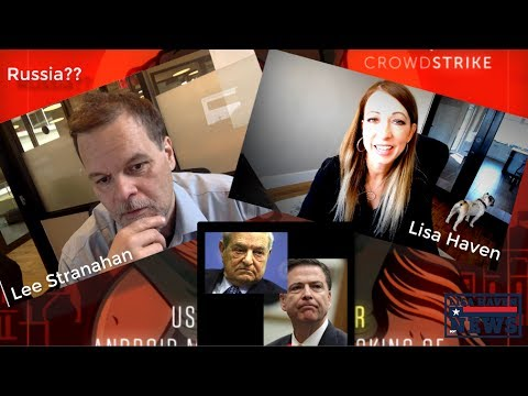 JAMES COMEY & SOROS: It's All Coming Apart & This Is Where It Gets Real--Lee Stranahan Tells All