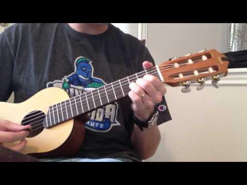 Guitalele Open Chords