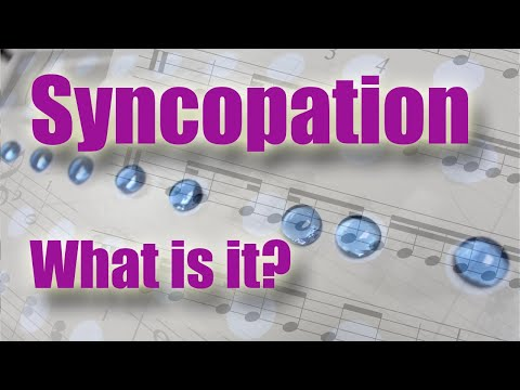 Syncopation. Part 1. What The Heck Is Syncopation? How To Read Ties And Difficult Rhythms.