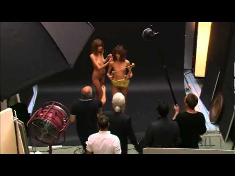 The making of the 2011 Pirelli Calendar.flv