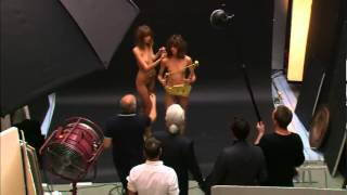 Download Video The making of the 2011 Pirelli Calendar.flv MP3 3GP MP4