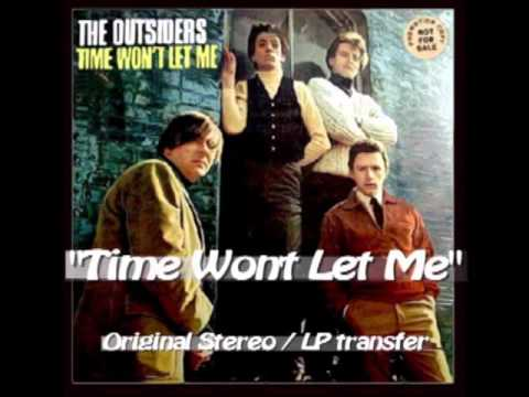 """""""Time Won't Let Me"""" - ORIGINAL STEREO - Outsiders"""