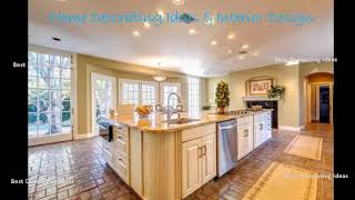 Kitchen island designs with dishwasher | Modern cookhouse area design pic collection for