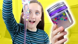 Ella's HUGE Surprise SLIME Collection!! *NEW*