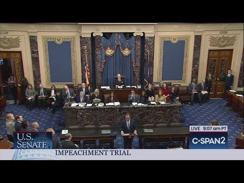 U.S. Senate: Reading