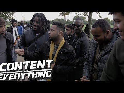 Black Muslim Betterment Building! Rap Raven