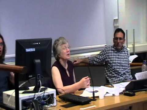 Ecosocialism:  Fracking, Environment and Revolution conference: :fracking discussion (part2)