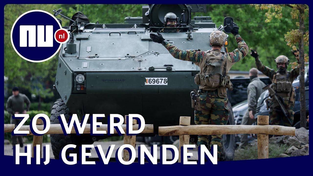 Zo hield de wekenlange zoektocht naar Jürgen C. België in zijn greep | NU.nl