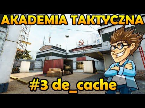 Izakowa Akademia Taktyczna #3 de_cache