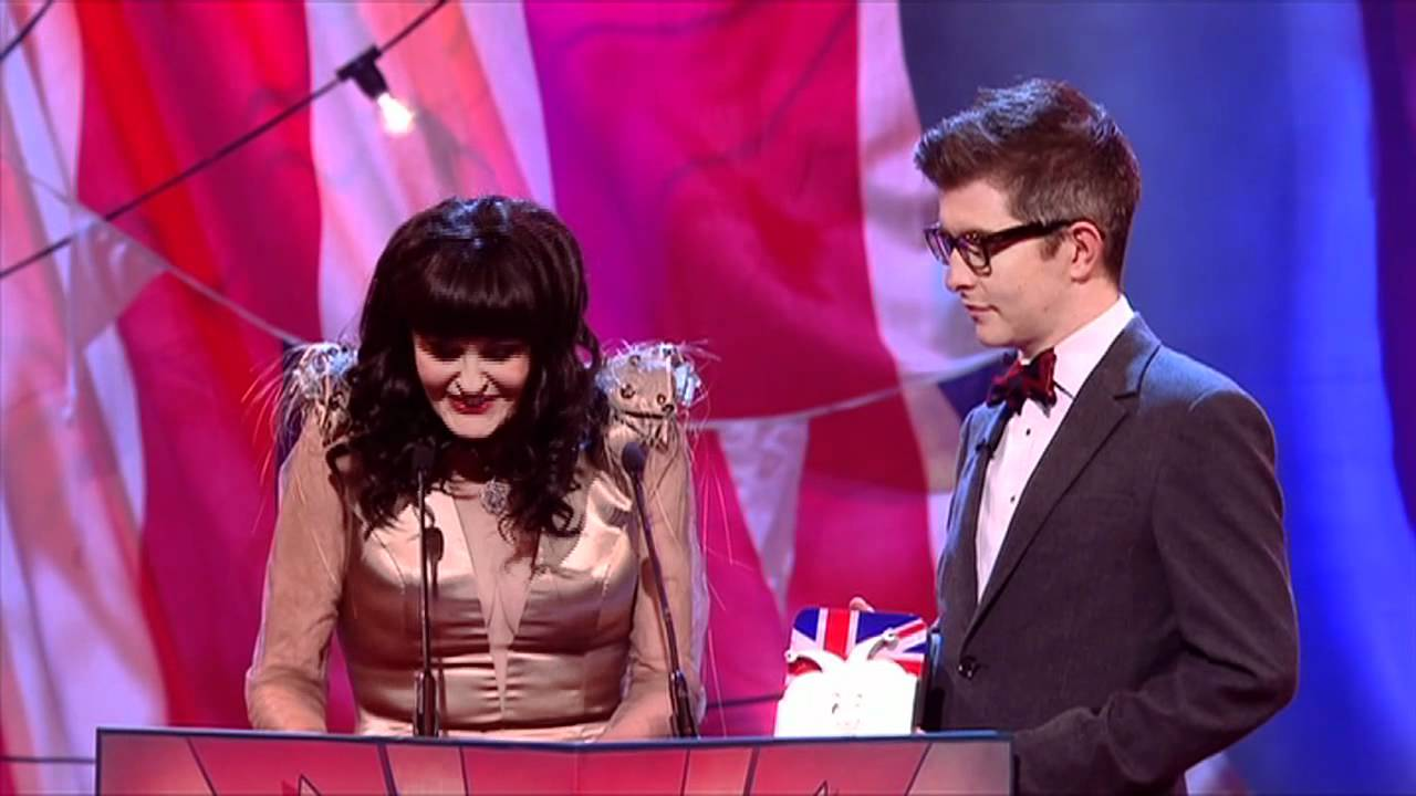 British Comedy Awards 2011: Best Comedy Entertainment Personality