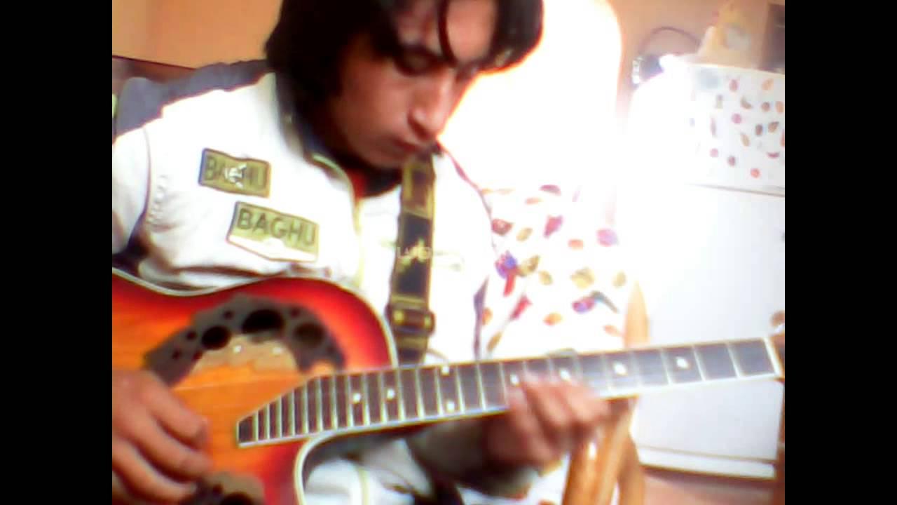 Annete moreno un angel llora cover guitar youtube for Annette moreno y jardin un angel llora