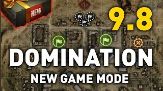 World of Tanks || Domination - 9.8 Preview