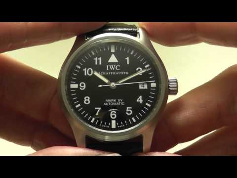 IWC Mark XV Review