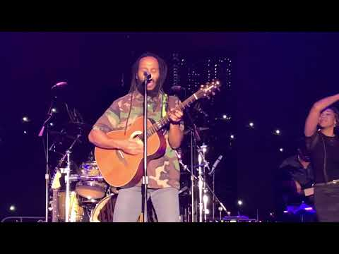 """Ziggy Marley - Pier 17 NYC - """"Beach In Hawaii"""""""