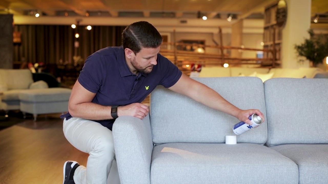 Fantastisk Mio möbelvård - Textile Protection - Impregnera och skydda soffan MO-52