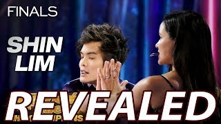 Shin Lim Americas Got Talent Champions - EPIC MAGIC CARD TRICK Revealed