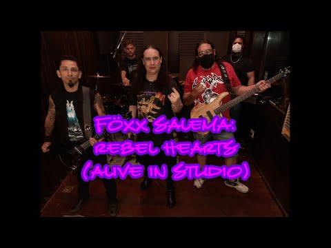 Föxx Salema: Rebel Hearts (Alive in Studio)