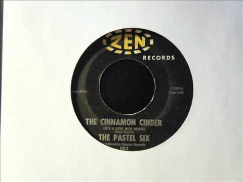 The Cinnamon Cinder  the Pastel six