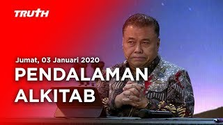 Gambar cover DOA BAPA KAMI | Pdt. Dr. Erastus Sabdono - 20200103 (PA)