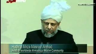 Inauguration of Baitul Futuh Mosque London 2003 - Western Europe's Largest Mosque - Islam Ahmadiyya