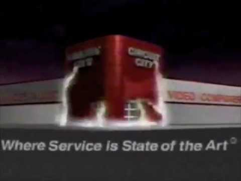 Circuit City commercial - 1993