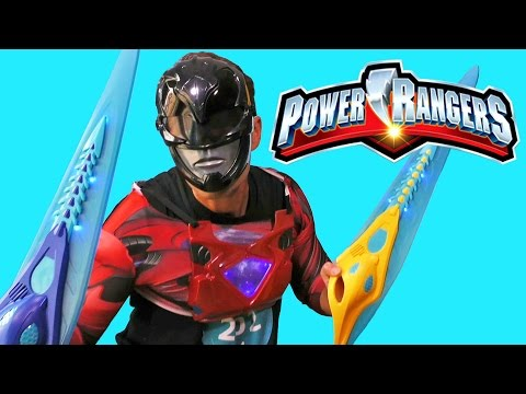 Red Power Sword Review Power Rangers Movie Doovi