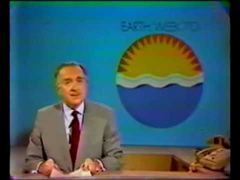 Earth Day 1970 Part 1: Intro (CBS News with Walter Cronkite)