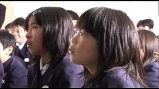 2012年01月27日神美小学校でJAXA職員による宇宙教育講演会が行われまし...