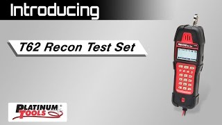 T62 Recon Test Set