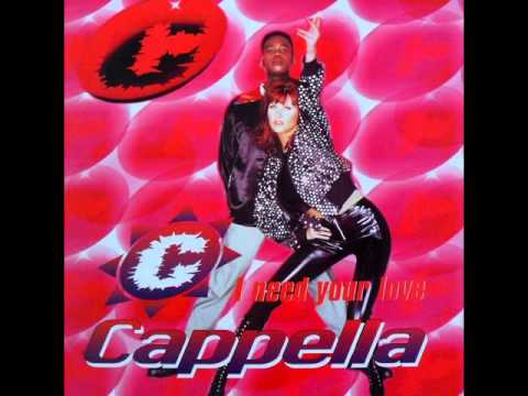 Cappella - Back In Your Life :)