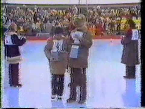 1976 Olympics Ladies Compulsory Figures