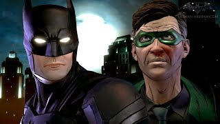 Batman: The Enemy Within - The Telltale Series - First 16 Minutes Gameplay
