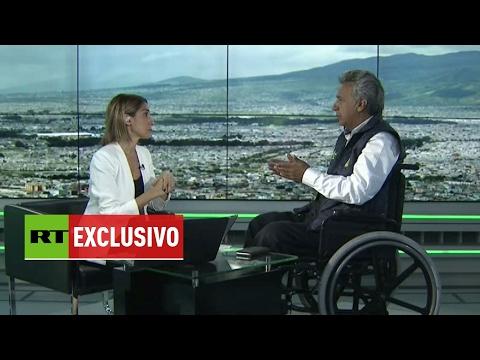 EXCLUSIVA: Lenín Moreno ofrece declaraciones a RT tras las presidenciales de Ecuador