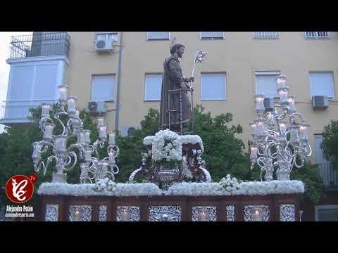 Salida de San José Obrero - Glorias Sevilla 2018