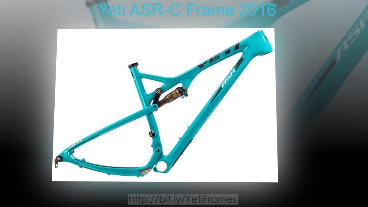 Yeti Mountain Bike Frames - YouTube