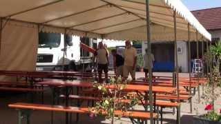Sommerfest Campingplatz Sonneneck Haselbach