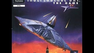 Independence Day (Video Game) Part I - El comienzo