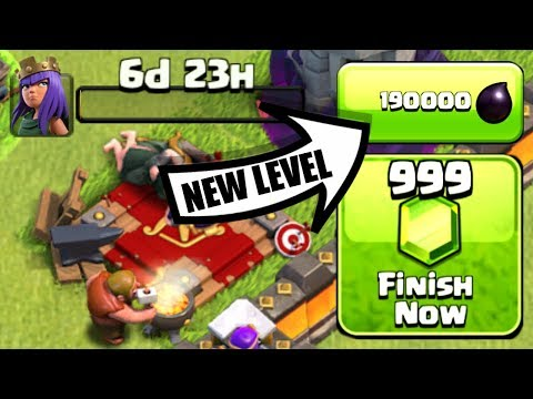 A NEW LEVEL TO OUR HERO!! - Clash Of Clans - UPGRADE TIME!!