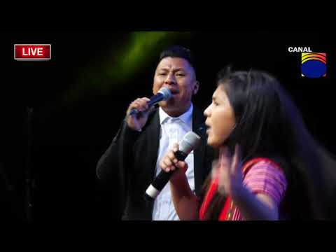 ISMELDA ft MARVIN CUA EN VIVO CHICHICASTENANGO, QUICHE 2018из YouTube · Длительность: 17 мин23 с