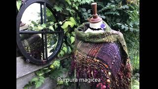 Shawl Purpura magicae