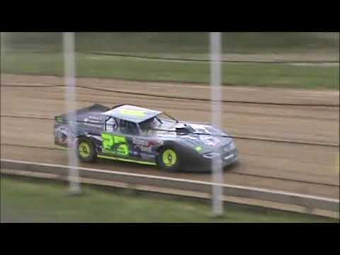 Brett McDonald Heat Race Latrobe Speedway 6/8/19