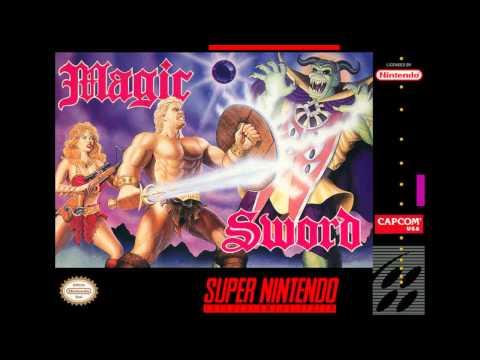 Magic Sword (SNES) Stage Music 1