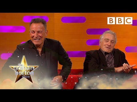 Did Bruce Springsteen Raid Graceland? | The Graham Norton Show - BBC