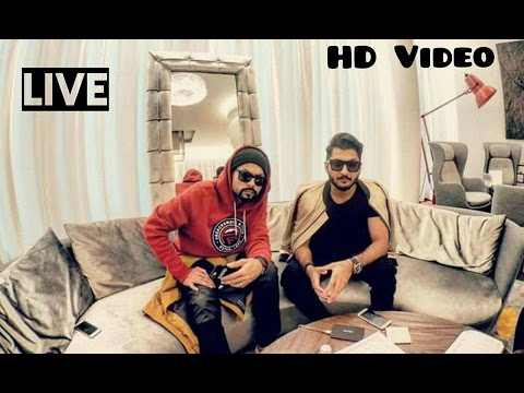 BOHEMIA & Bilal Saeed First Time LIVE On Facebook 2017 Talking about @No MakeUp song Being Sober