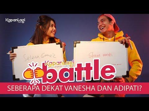 Chemistry Challenge - Vanesha Prescilla & Adipati Dolken Jodoh?