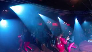 ZAFIRE DC Salsa Dance Performance 360° VR Video At THE SALSA ROOM