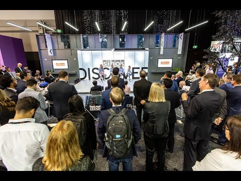 Discover Zone preview - Sibos 2019 London